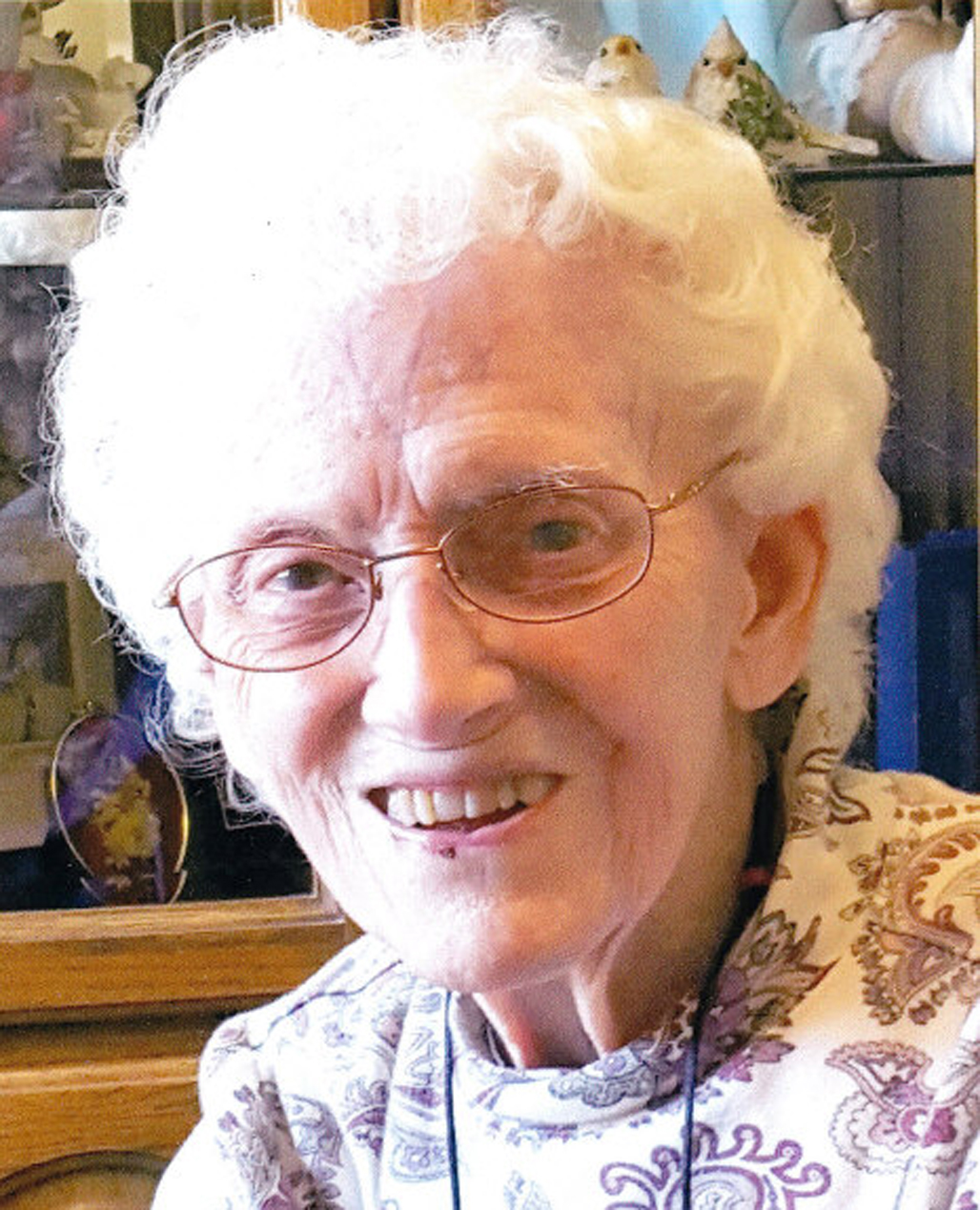 Retirement Colonies Senior Citizens Find A Home Away From: Sylvia Mae (Parish) Cooley, 105, Of Madison